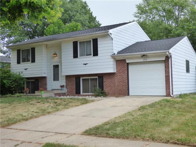 309 Sierra Court, Indianapolis, IN 46234 (MLS #21582036) :: FC Tucker Company