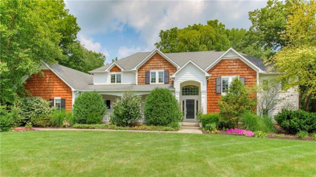 10054 Fox Trace, Zionsville, IN 46077 (MLS #21582040) :: Mike Price Realty Team - RE/MAX Centerstone