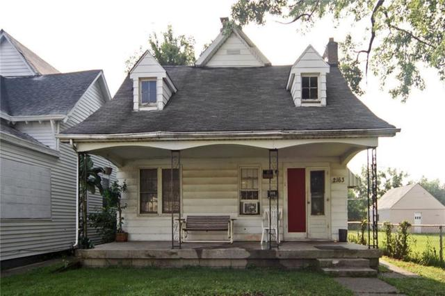 2163 S Delaware Street, Indianapolis, IN 46225 (MLS #21582050) :: FC Tucker Company