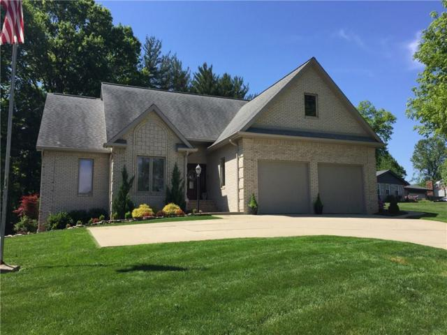 3502 N Woodland Point Drive, Martinsville, IN 46151 (MLS #21582059) :: Mike Price Realty Team - RE/MAX Centerstone