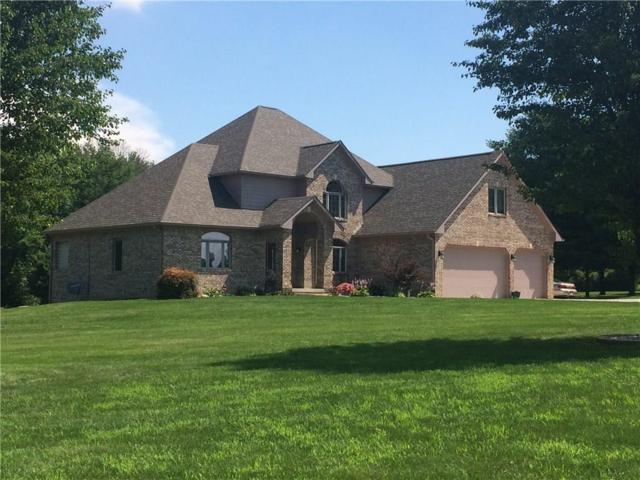 1142 W County Road 100 S, Danville, IN 46122 (MLS #21582092) :: Mike Price Realty Team - RE/MAX Centerstone