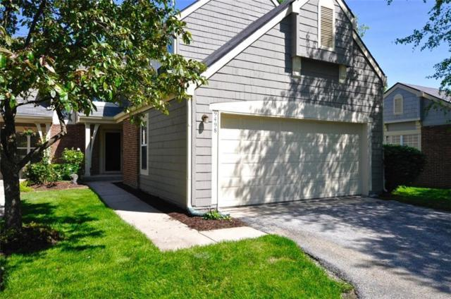 9498 Bridgewater Circle, Indianapolis, IN 46250 (MLS #21582100) :: The ORR Home Selling Team