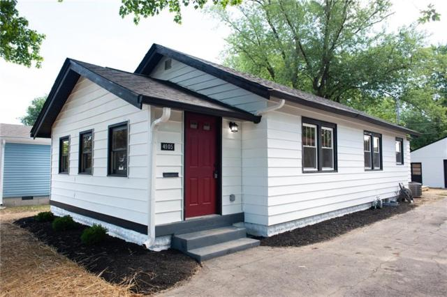 4905 Hillside Avenue, Indianapolis, IN 46205 (MLS #21582102) :: Mike Price Realty Team - RE/MAX Centerstone