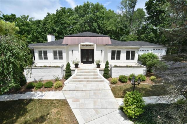 4183 Maple Hill Drive, Greenwood, IN 46143 (MLS #21582105) :: HergGroup Indianapolis