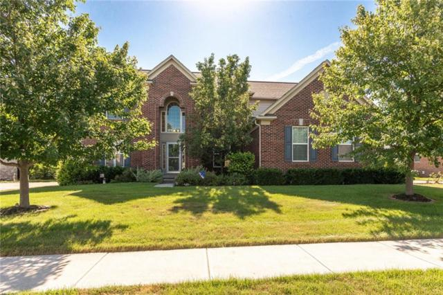 14099 Salmon Drive, Carmel, IN 46033 (MLS #21582111) :: Mike Price Realty Team - RE/MAX Centerstone