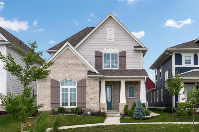 1444 Waterleaf Drive, Westfield, IN 46074 (MLS #21582115) :: Heard Real Estate Team