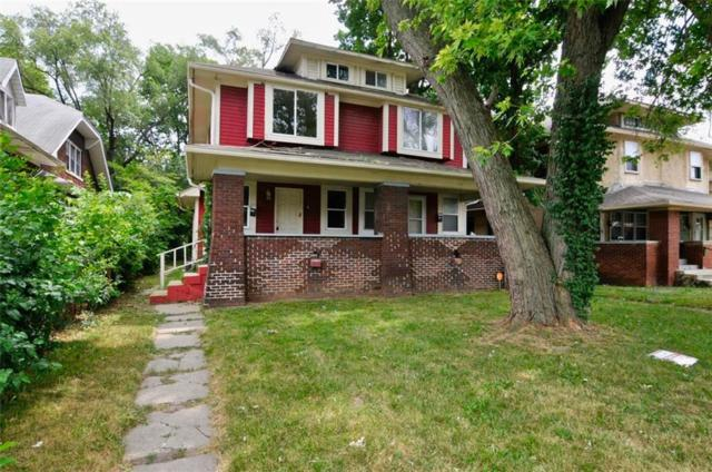 3343 N College Avenue, Indianapolis, IN 46205 (MLS #21582156) :: Mike Price Realty Team - RE/MAX Centerstone