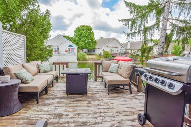 3198 Oceanline East Drive, Indianapolis, IN 46214 (MLS #21582189) :: The ORR Home Selling Team