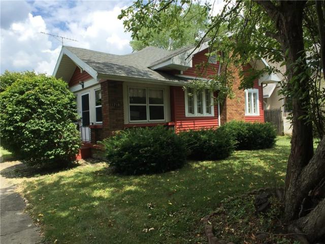1710 Grand Avenue, New Castle, IN 47362 (MLS #21582194) :: HergGroup Indianapolis