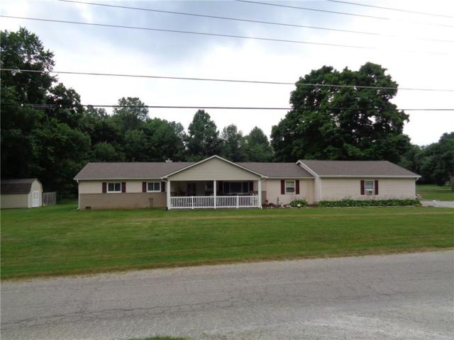 3421 W Runaround Road, Monrovia, IN 46157 (MLS #21582206) :: Mike Price Realty Team - RE/MAX Centerstone