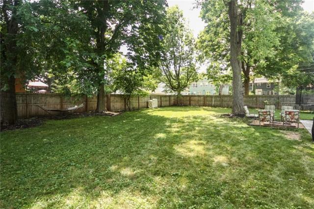 3956 Carrollton Avenue, Indianapolis, IN 46205 (MLS #21582211) :: Indy Plus Realty Group- Keller Williams