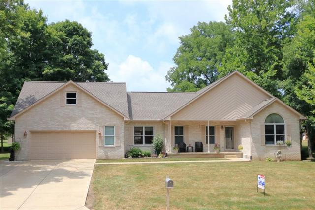 12696 N Waters Edge Court, Camby, IN 46113 (MLS #21582213) :: Heard Real Estate Team