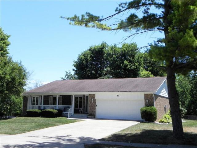 1821 Birch Drive, Plainfield, IN 46168 (MLS #21582246) :: Heard Real Estate Team
