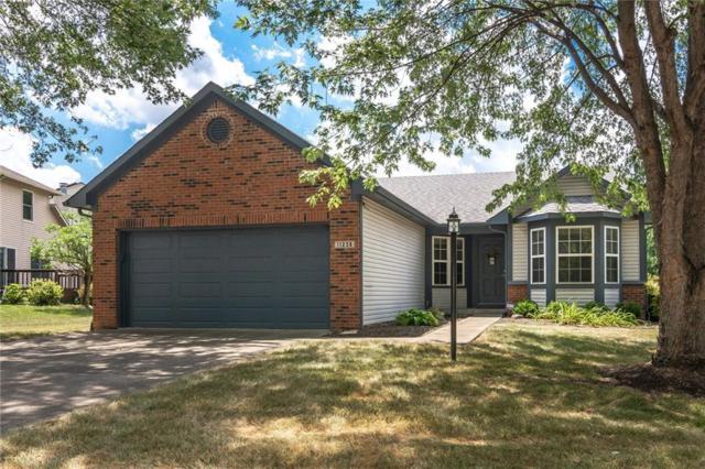 11236 Delight Creek Road, Fishers, IN 46038 (MLS #21582258) :: Heard Real Estate Team