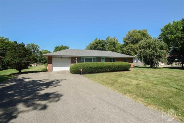5001 S Edgewood Drive, Muncie, IN 47302 (MLS #21582278) :: The ORR Home Selling Team