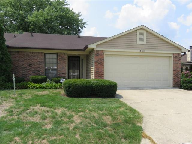 1858 N Queensbridge Drive, Indianapolis, IN 46219 (MLS #21582279) :: The ORR Home Selling Team