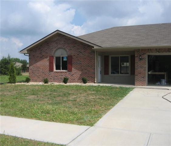 126 Asbury Drive, Anderson, IN 46013 (MLS #21582285) :: The ORR Home Selling Team