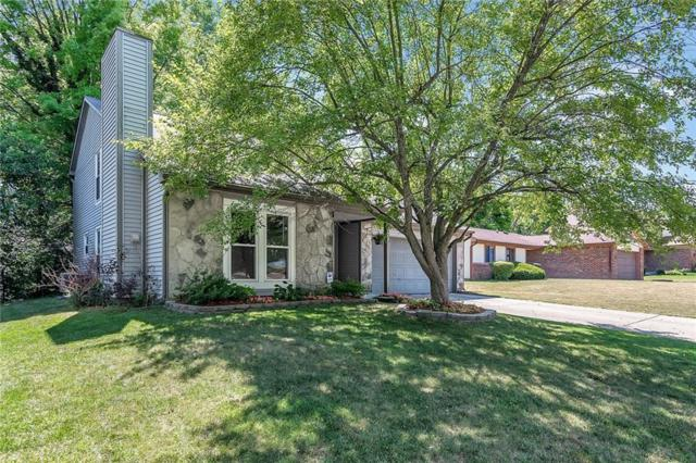 5685 Federalist Court, Indianapolis, IN 46254 (MLS #21582300) :: The Evelo Team