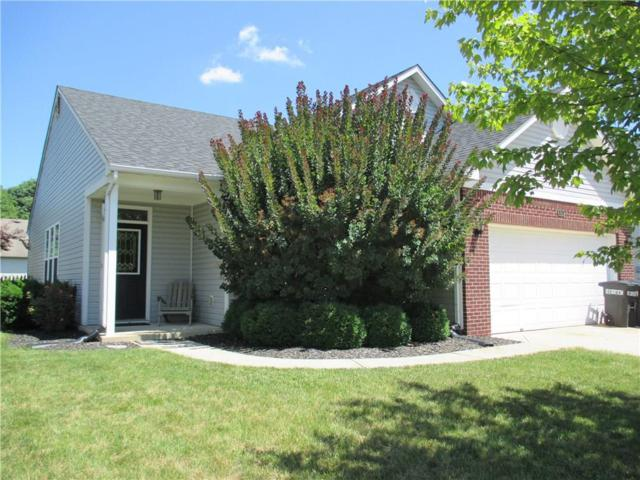 603 Lighthouse Drive, Fortville, IN 46040 (MLS #21582315) :: HergGroup Indianapolis
