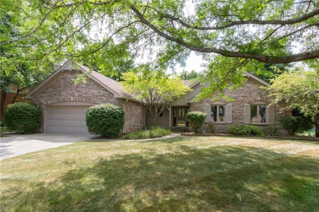 4793 Silver Hill Drive, Greenwood, IN 46142 (MLS #21582316) :: Mike Price Realty Team - RE/MAX Centerstone