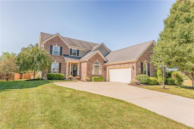 12071 Everwood Circle, Noblesville, IN 46060 (MLS #21582325) :: HergGroup Indianapolis