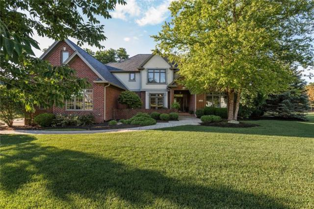 11529 Willow Ridge Drive, Zionsville, IN 46077 (MLS #21582335) :: Mike Price Realty Team - RE/MAX Centerstone