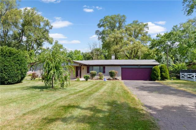 3926 W 79th Street, Indianapolis, IN 46268 (MLS #21582366) :: Mike Price Realty Team - RE/MAX Centerstone