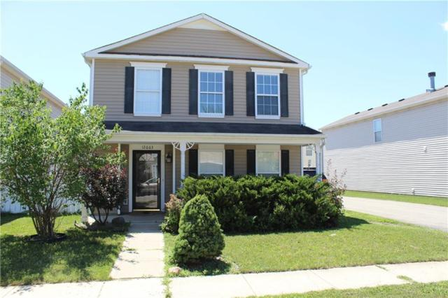 12663 Republic Drive, Fishers, IN 46037 (MLS #21582381) :: HergGroup Indianapolis