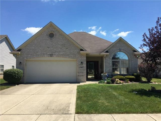 847 Fairfield Drive, Greenfield, IN 46140 (MLS #21582386) :: The ORR Home Selling Team