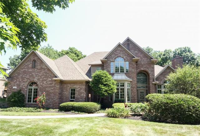7469 Fox Hollow Court, Zionsville, IN 46077 (MLS #21582387) :: Mike Price Realty Team - RE/MAX Centerstone