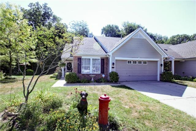 7327 Oak Knoll Drive, Indianapolis, IN 46217 (MLS #21582392) :: HergGroup Indianapolis