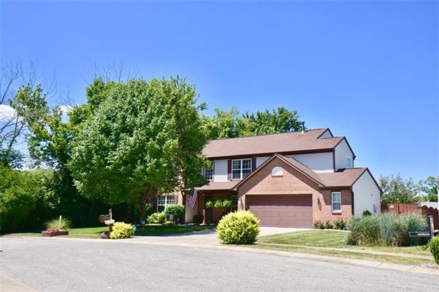 8330 Quillen Drive, Avon, IN 46123 (MLS #21582397) :: Heard Real Estate Team