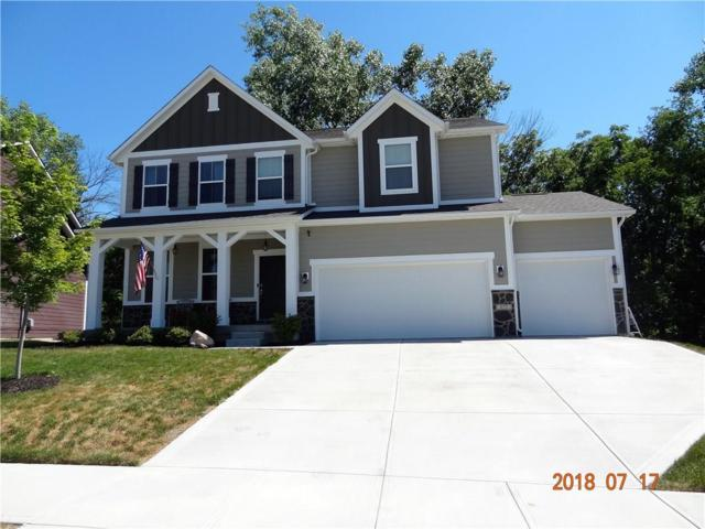 675 Bracknell Drive, Avon, IN 46123 (MLS #21582434) :: Mike Price Realty Team - RE/MAX Centerstone