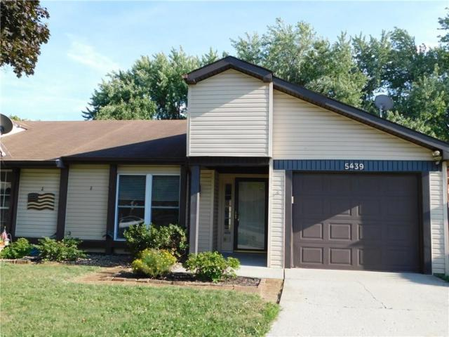 5439 Carlton Court, Speedway, IN 46224 (MLS #21582455) :: Mike Price Realty Team - RE/MAX Centerstone