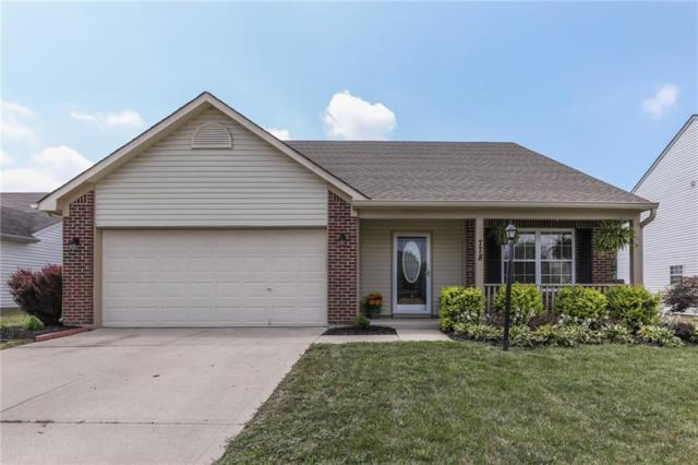 778 Preakness Drive, Greenwood, IN 46143 (MLS #21582465) :: Mike Price Realty Team - RE/MAX Centerstone