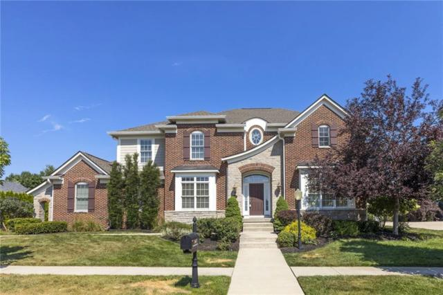 13417 Dumbarton Street, Carmel, IN 46032 (MLS #21582470) :: Heard Real Estate Team