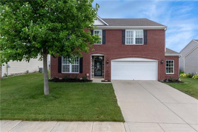 13917 Catalina Drive, Fishers, IN 46038 (MLS #21582513) :: Heard Real Estate Team