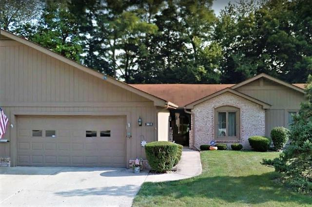 3611 Forest Glen Court, Anderson, IN 46011 (MLS #21582530) :: The ORR Home Selling Team