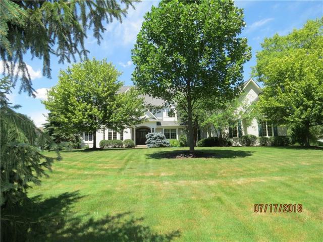 4970 Waterside Circle, Carmel, IN 46033 (MLS #21582603) :: Heard Real Estate Team