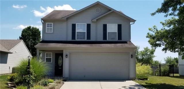 827 Cross Wind Court, Greenwood, IN 46143 (MLS #21582620) :: Mike Price Realty Team - RE/MAX Centerstone