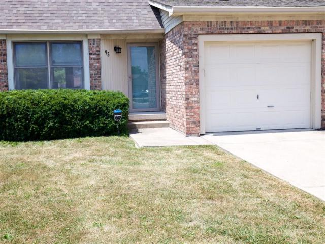 95 Virgil Drive, Greenwood, IN 46142 (MLS #21582634) :: Mike Price Realty Team - RE/MAX Centerstone