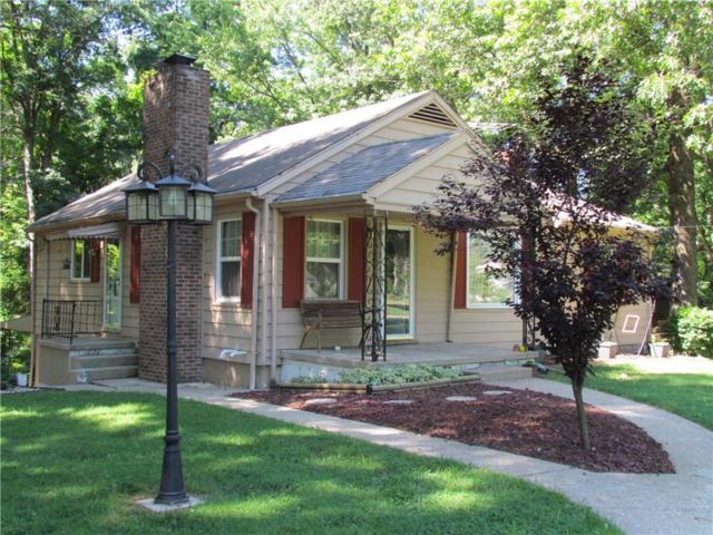 1347 W Old Waynetown Road, Crawfordsville, IN 47933 (MLS #21582639) :: Indy Plus Realty Group- Keller Williams
