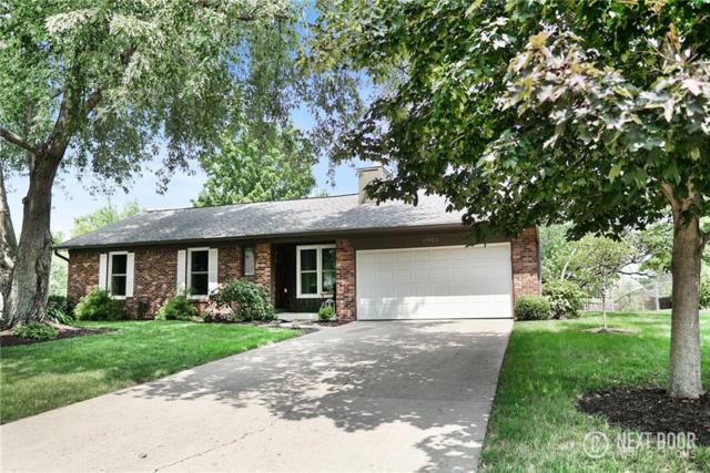 11822 Golf Course Drive, Lawrence, IN 46236 (MLS #21582664) :: Indy Scene Real Estate Team