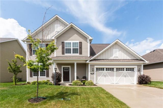 778 Silverheels Drive, Westfield, IN 46074 (MLS #21582666) :: Heard Real Estate Team