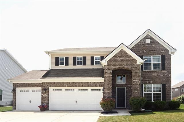 6083 Chestnut Eagle Drive, Zionsville, IN 46077 (MLS #21582711) :: Heard Real Estate Team
