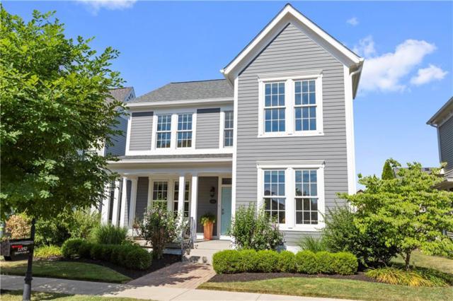 12950 Treaty Line Street, Carmel, IN 46032 (MLS #21582730) :: Heard Real Estate Team