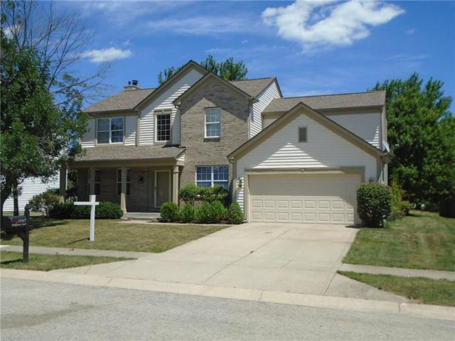 15417 Wildflower Court, Westfield, IN 46074 (MLS #21582740) :: Heard Real Estate Team