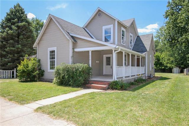 314 S Green Street, Brownsburg, IN 46112 (MLS #21582804) :: Mike Price Realty Team - RE/MAX Centerstone