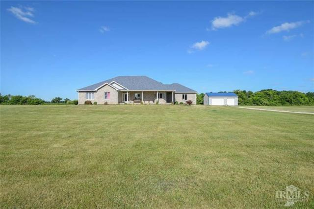 13530 E Jackson Street, Parker City, IN 47368 (MLS #21582809) :: The ORR Home Selling Team