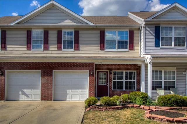 4917 Tuscany Lane #4917, Indianapolis, IN 46254 (MLS #21582811) :: Mike Price Realty Team - RE/MAX Centerstone
